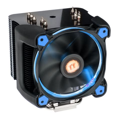 Cooler Thermaltake Riing Silent 12 Cpu Cooler thermaltake riing silent 12 pro blue cpu cooler 120mm