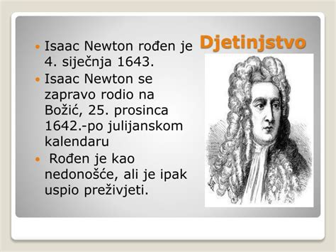 biography of isaac newton ppt ppt isaac newton powerpoint presentation id 5007652