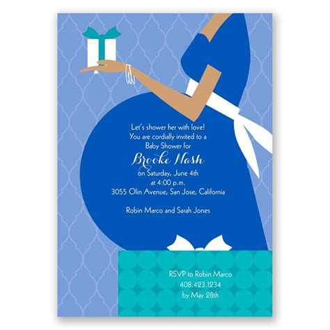 Baby Shower Invitations by True Gift Baby Shower Invitation Invitations By