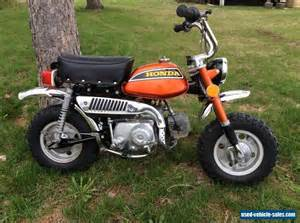 Honda Mini Trail 50 For Sale Honda Trail 50 For Sale Autos Classic Cars Reviews