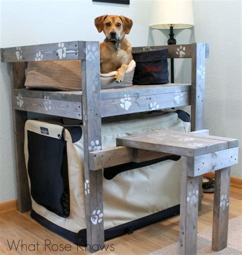 bedside dog bed dog bunk bed idea dog bunk beds bed ideas and bunk bed