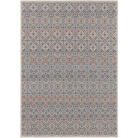hermes rug ecarpet gallery hermes beige polypropylene rug 5 ft 2 in x 7 ft 3 in area rug 242901 the