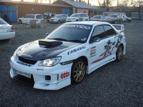 Subaru Wrx Sti 2002 by 2002 Subaru Impreza Wrx Sti Wallpapers