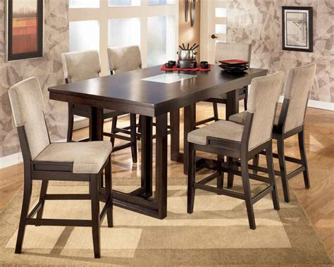 counter height dining table plans  woodworking