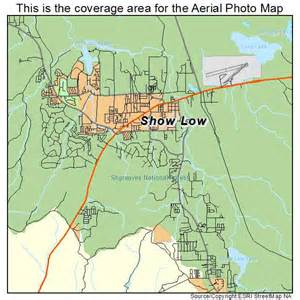 map of show low arizona aerial photography map of show low az arizona