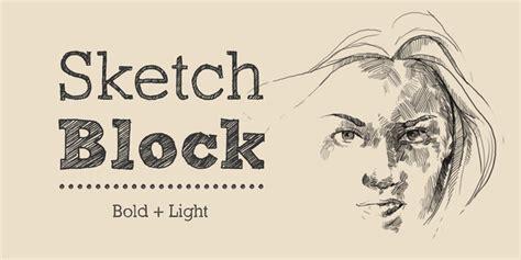 sketch book font lukas bischoff 171 myfonts