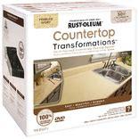 rustoleum brands 258529 ivory countertop kit at