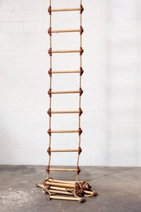 gymnastics rope ladder  leather outdoor furniture rope ladder ladder en ladder decor