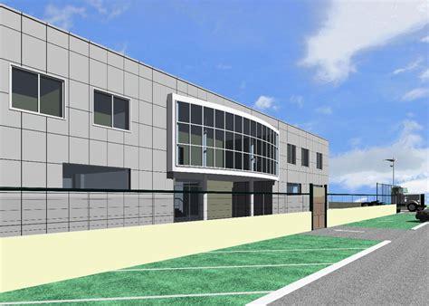 costruzione capannoni industriali progetto realizzazione opificio industriale idee