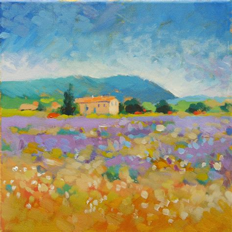 paint styles how to paint like monet acrylic landscape painting lesson