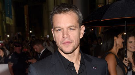 In The Closet Actors by Matt Damon Thinks Actors Should Stay In The Closet