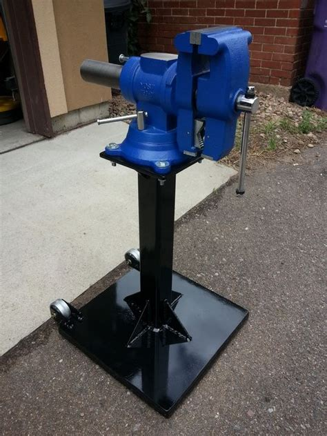 bench vice stand 17 best images about metal welding on pinterest stove
