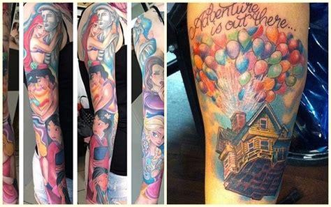 mejores tatuajes de disney red17