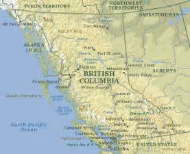 map of canada bc the rising tide bc s enduring central coast in a