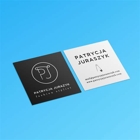business card square card template square business cards print gallery