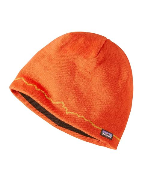 patagonia beanie hat for winter the epicentre uk