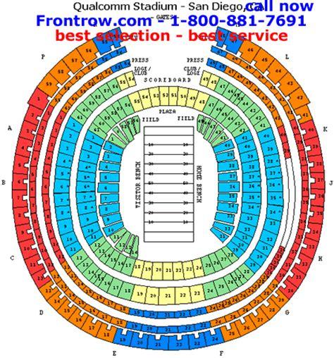 san go chargers stadium seating diagram engine auto
