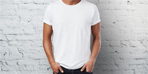 T Shirt White How To Get Rid Of Sweat Stains On White T Shirts Huffpost Uk