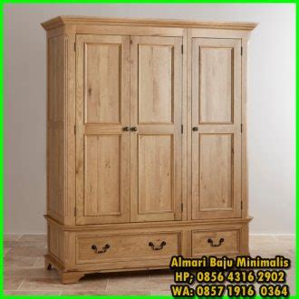 Lemari Kayu Yogyakarta lemari pakaian dari kayu harga lemari pakaian kayu jati 3