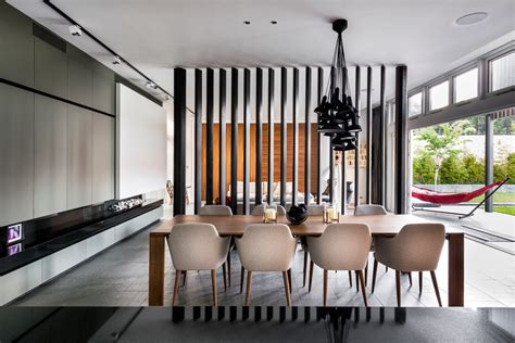 Dining Table Room Divider Make Space With Clever Room Dividers Modern Dining Room