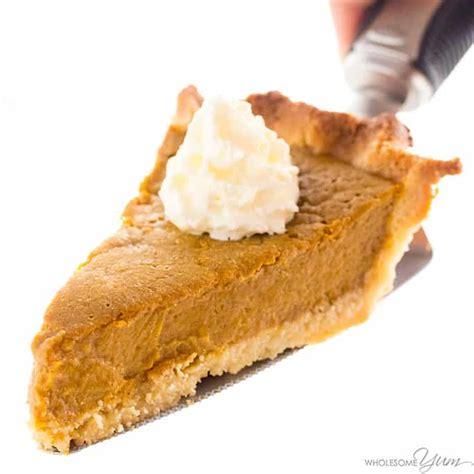 low carb sugar gluten free pumpkin desserts
