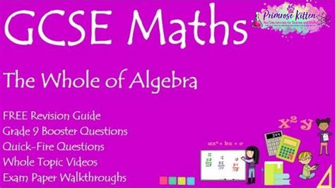 libro wjec gcse maths intermediate the whole of algebra in only 48 minutes gcse maths revision for edexcel aqa ocr eduqas and