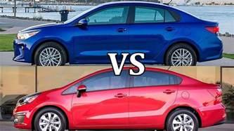 2018 kia sedan vs 2017 kia sedan