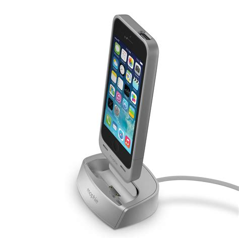 juice pack phone dock  iphone   shipping mophie