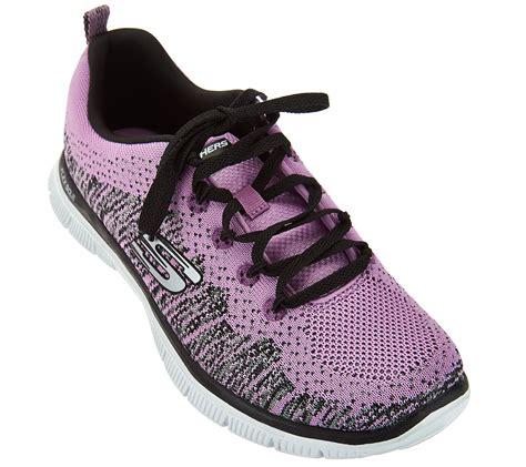 sneakers skechers skechers flat knit with memory foam sneakers jump page