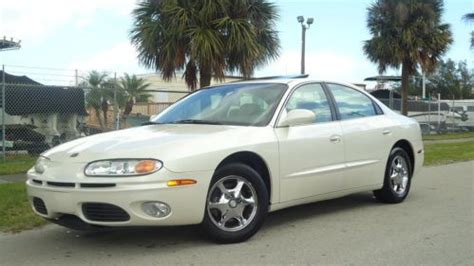 auto air conditioning repair 2002 oldsmobile aurora seat position control purchase used 2002 oldsmobile aurora factory navigation moonroof cd heat seats in pompano