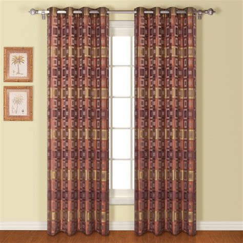 union square curtains union square modern square grommets top curtain panel