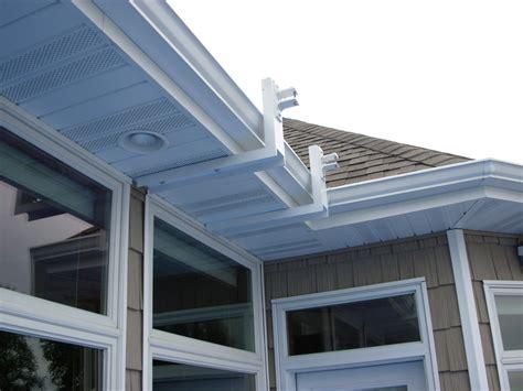 retractable awning brackets custom soffit mounting bracket