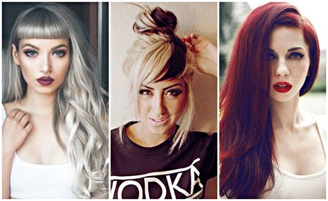 Current Hairstyles For 40 2017 by 2018 Hairstyles Hair Trends Hair Color Ideas