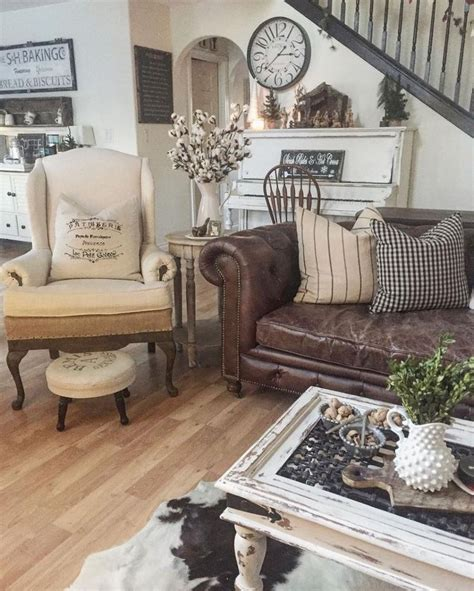 couch farm furniture best 25 country living rooms ideas on pinterest modern