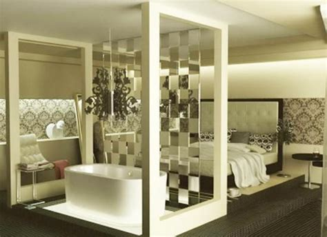 bedroom partition glass partition wall design ideas and room dividers