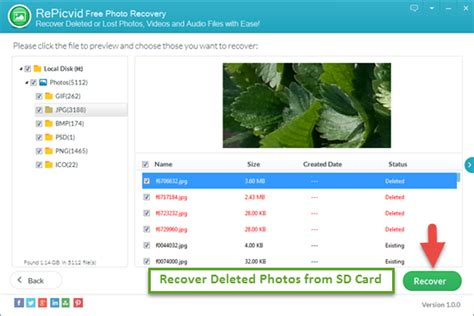 How To Recover Pictures From Sd Card After Formatting how to recover deleted photos from sd card for free