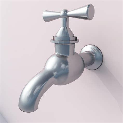 Faucet Models 3d Model Water Faucet