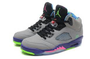 bel air 5s for sale air 5 retro bel air cool grey club pink court