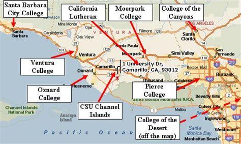 Csuci Academic Calendar Instrumentation Access At Ci Via Ci Csu