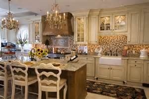 Tan Painted Kitchen Cabinets traditional kitchens
