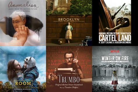 oscar film music oscars 2016 own these six soundtrack cds from academy