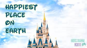 Happiest Place On Earth Roundup! ? A Geek Girl's Guide