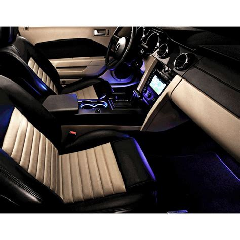 Interior Lighting Kit by Ford 8l8z 13e700 Aa Mustang Interior Lighting Kit Ambient