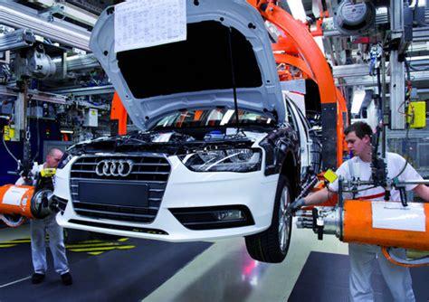 Audi Deutschland Standorte by Audi Konzern Verbucht Bestmarken Im Gesch 228 Ftsjahr 2011
