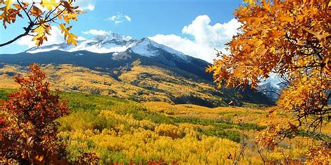 most scenic places in colorado best places to see fall colors huffpost