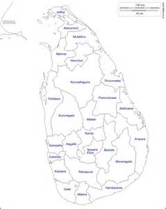Blank Sri Lanka Map by Sri Lanka Free Map Free Blank Map Free Outline Map