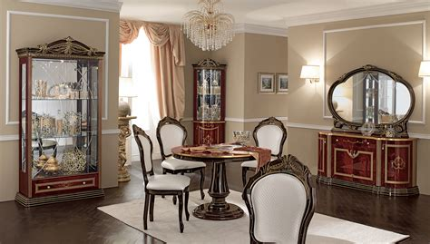 classic dining room chairs italian dining room furniture italian dining table 8
