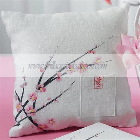 vendita cuscini vendita cuscino fedi con fiori di ciliegio