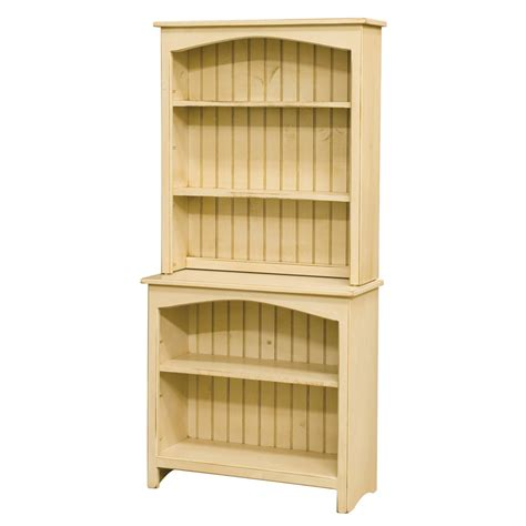 simmons slumber monterey bookcase hutch bookcase with hutch home ideas
