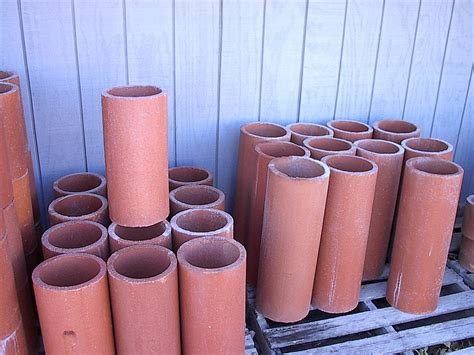 Fireplace Clay Flue Pipe by Clay Chimney Flue Pot The Clay Chimney Flue